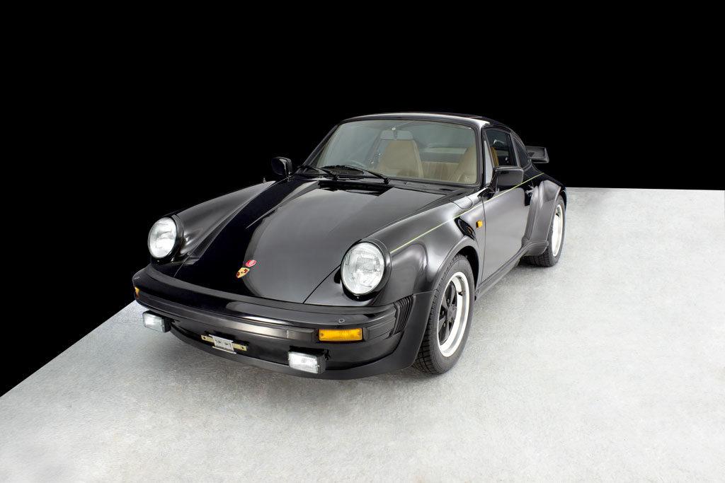 Porsche 911 Turbo - 1981 - Fondation Renaud